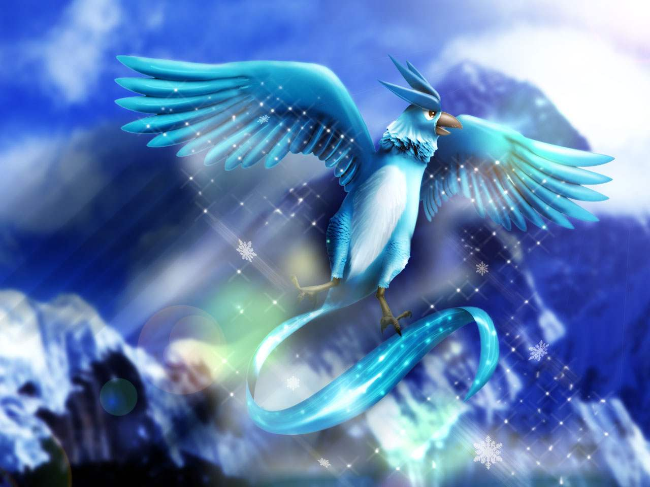 Tags Anime Pokemon Articuno Wallpaper Legendary