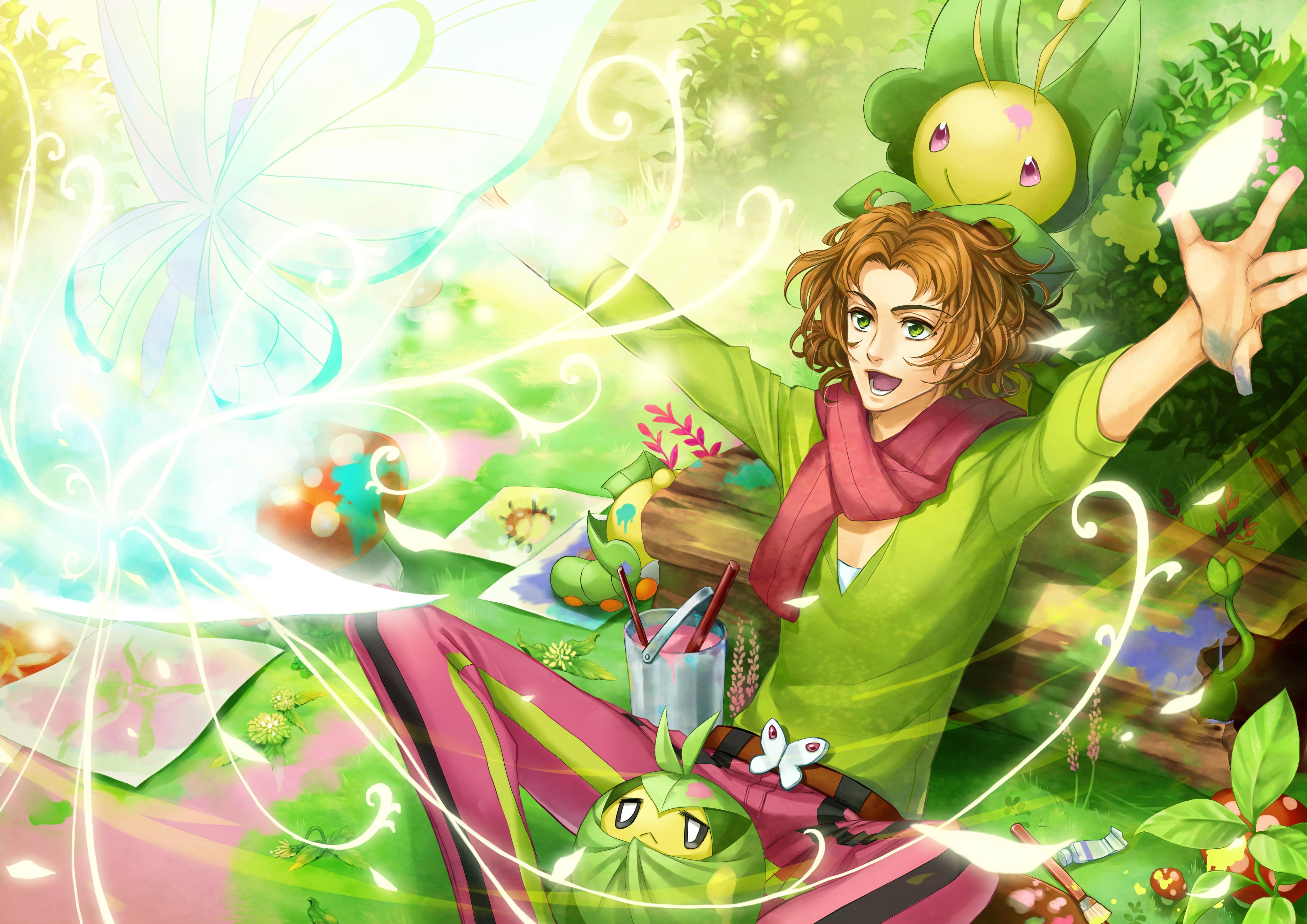 arty pokémon burgh pokemon image 1069066 zerochan anime