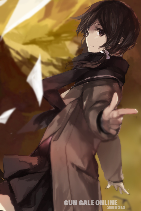 Tags: Anime, swd3e2, Sword Art Online, Asada Shino, PNG Conversion, Mobile Wallpaper, Shino Asada