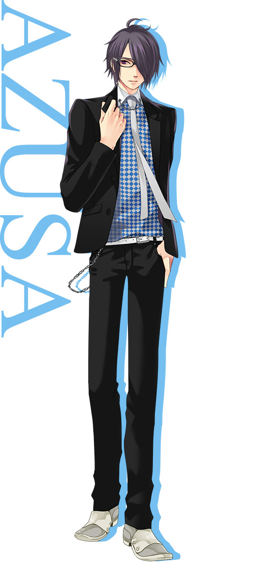 Tags: Anime, Udajo, Otomate, IDEA FACTORY, BROTHERS CONFLICT, Asahina Azusa, Official Art