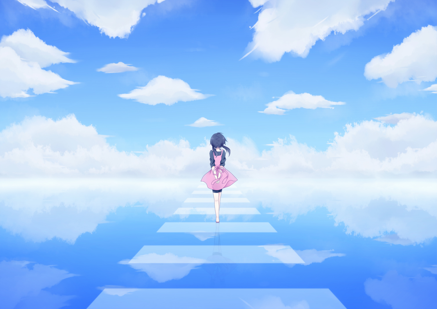 Image result for walking away anime