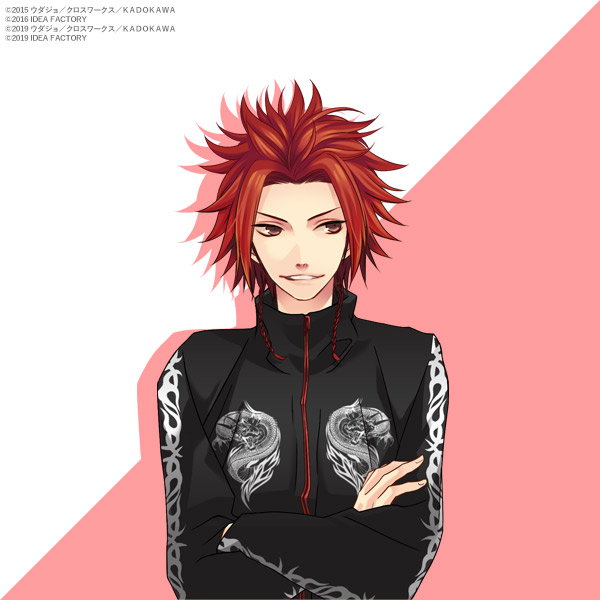 Tags: Anime, Udajo, Otomate, IDEA FACTORY, BROTHERS CONFLICT, Asahina Yusuke, Official Art