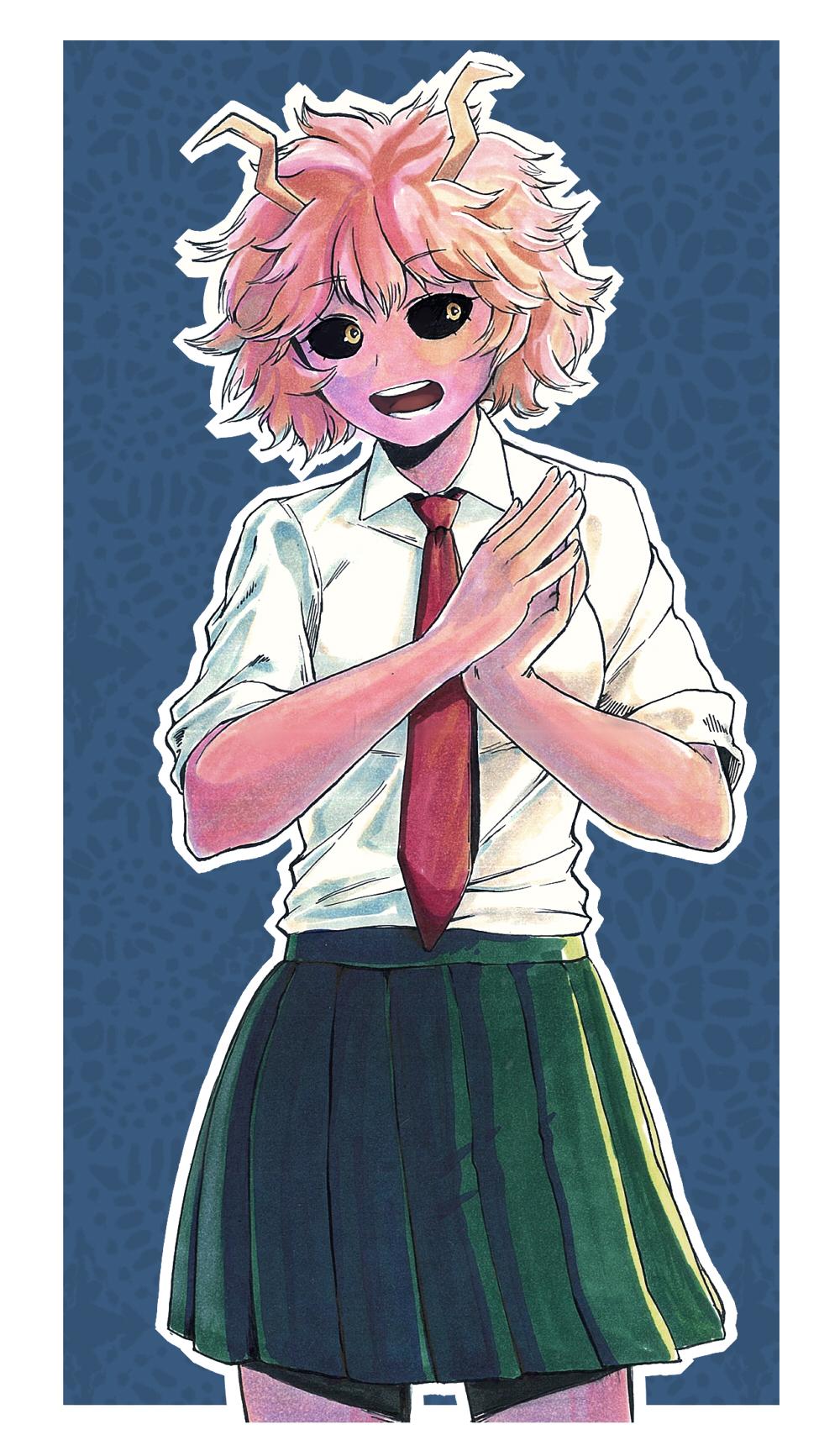 Ashido Mina Boku No Hero Academia Image 2414359