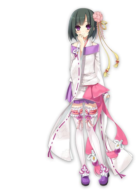 Tags: Anime, Katagiri Hinata, BaseSon, Sengoku†Koihime, Ashikaga Futaba Yoshiaki, Official Art, Cover Image