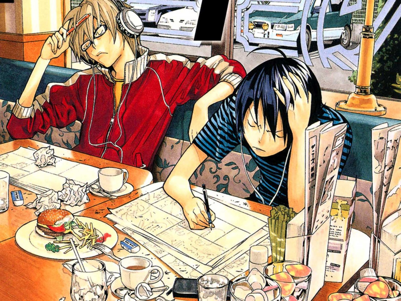 Mashiro dan Takagi