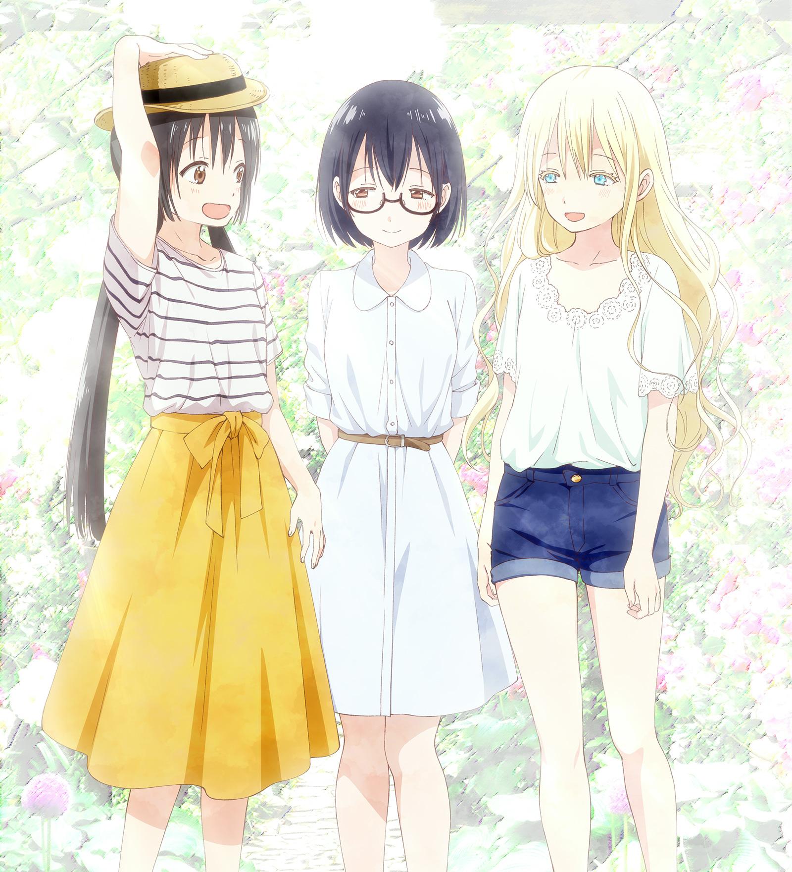 Asobi Asobase Zerochan Anime Image Board