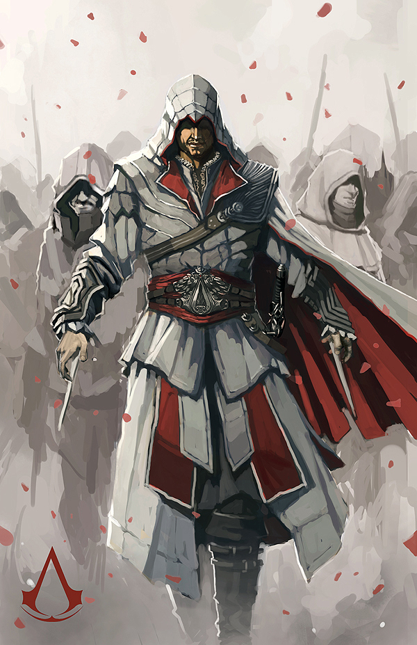 Assassin S Creed Brotherhood Zerochan Anime Image Board