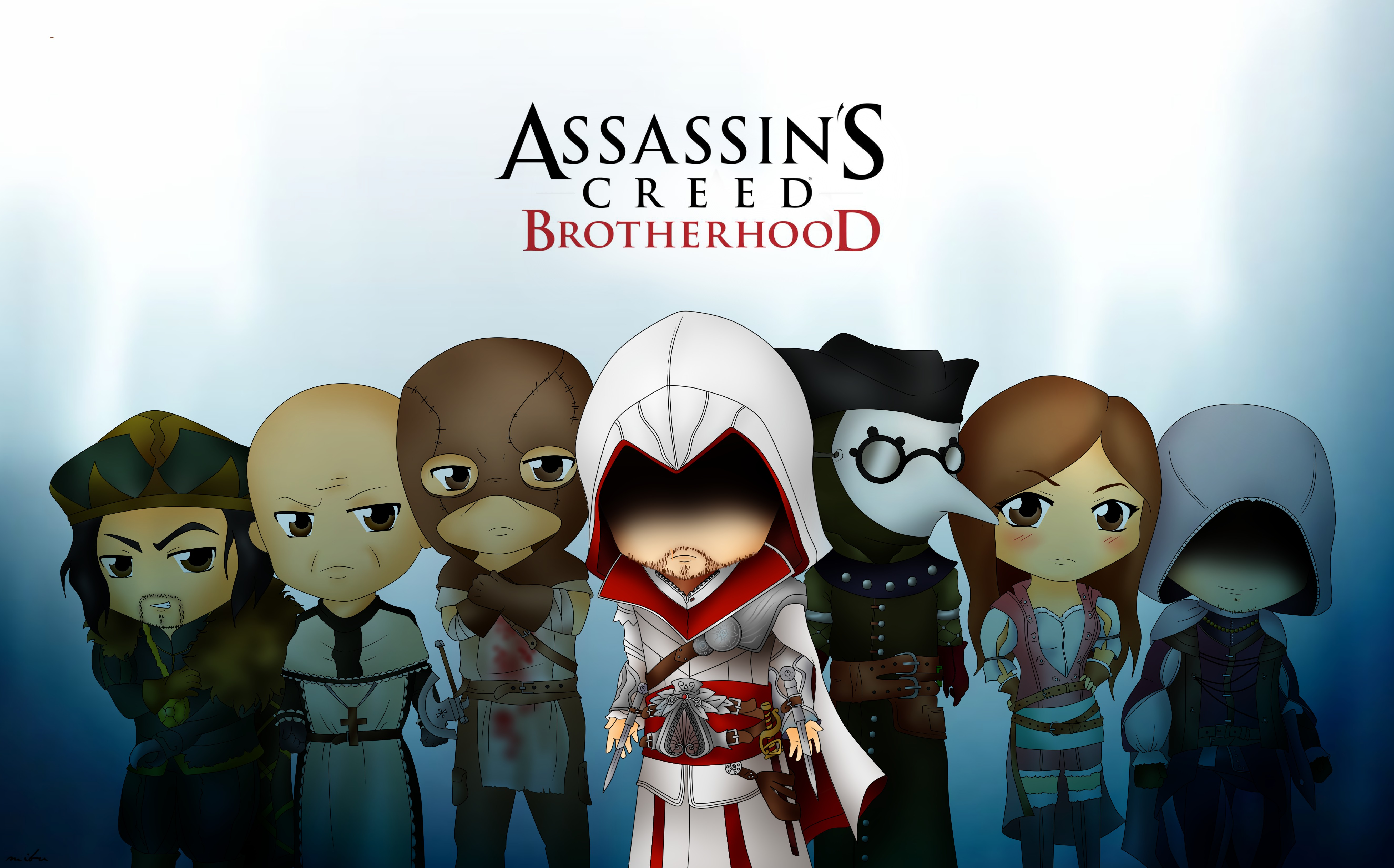 Assassins Creed Brotherhood Mobile Wallpaper  Zerochan