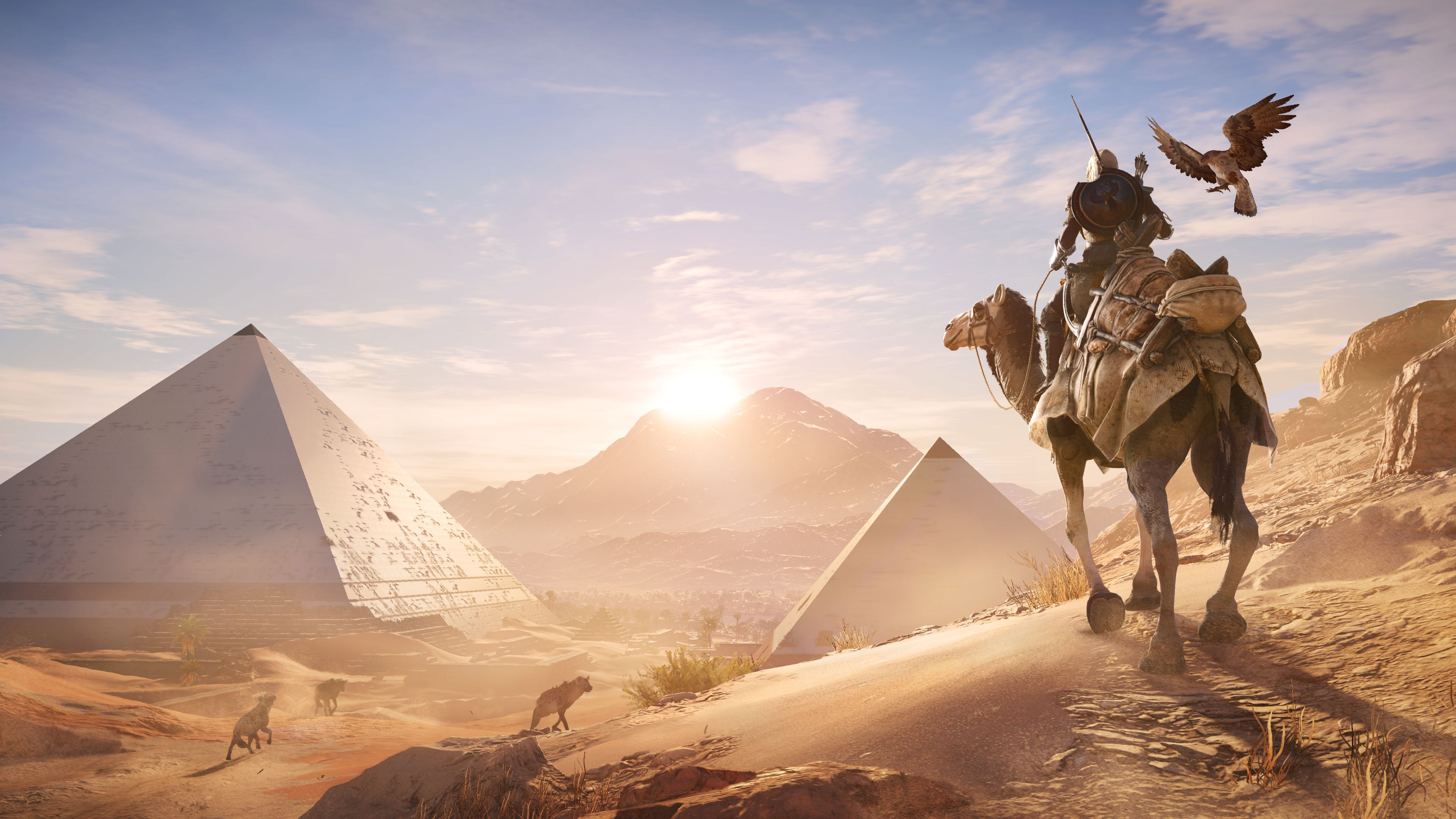 assassin s creed origins hd wallpaper 2178974 zerochan anime