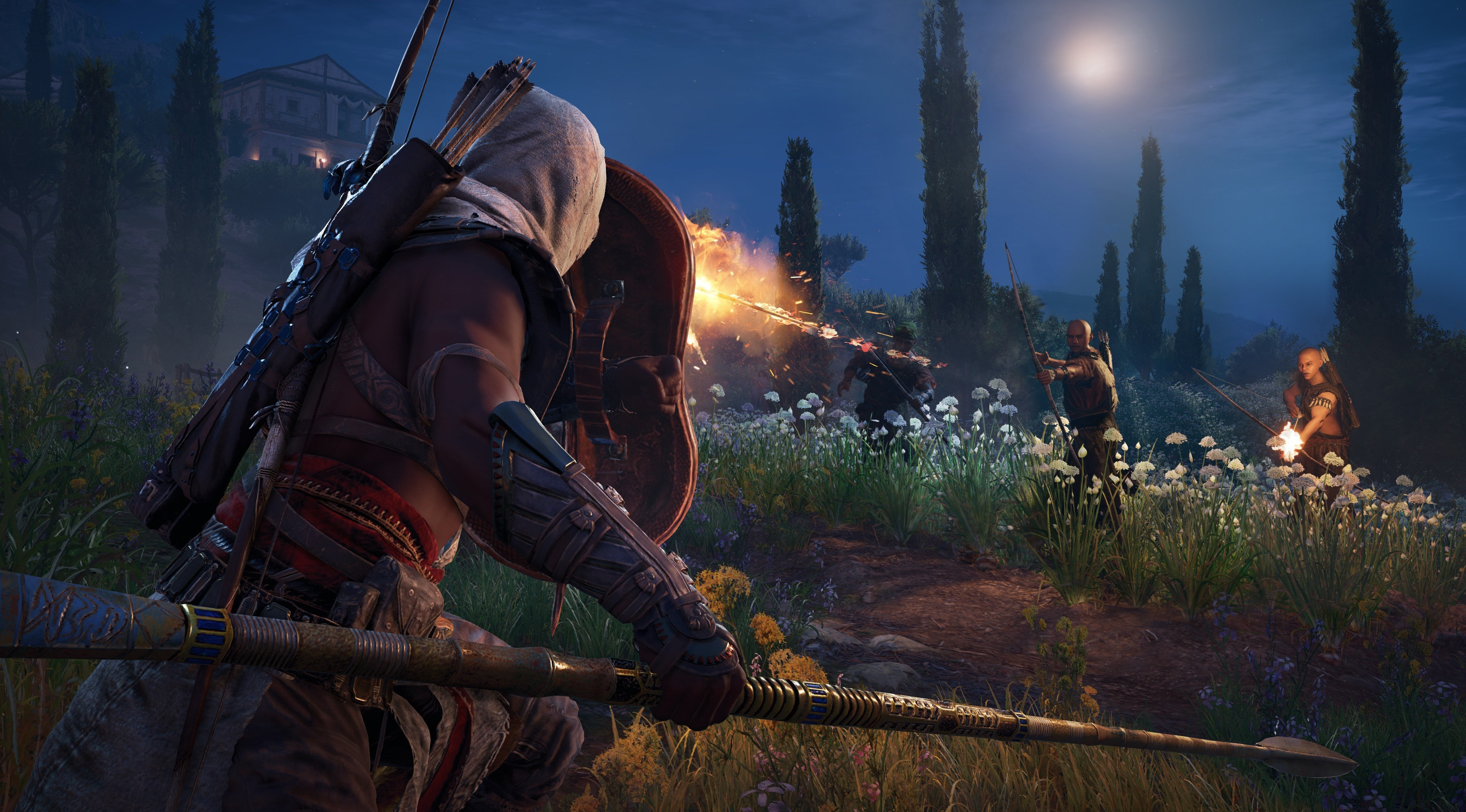 Assassin S Creed Origins Wallpaper 2178988 Zerochan Anime