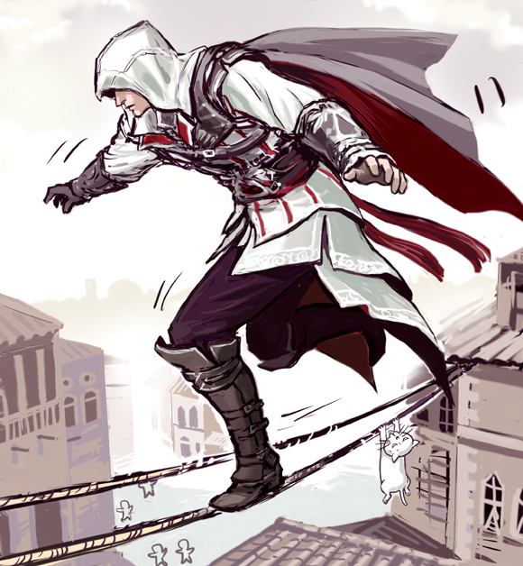 Assassin S Creed Ii Image 763840 Zerochan Anime Image Board