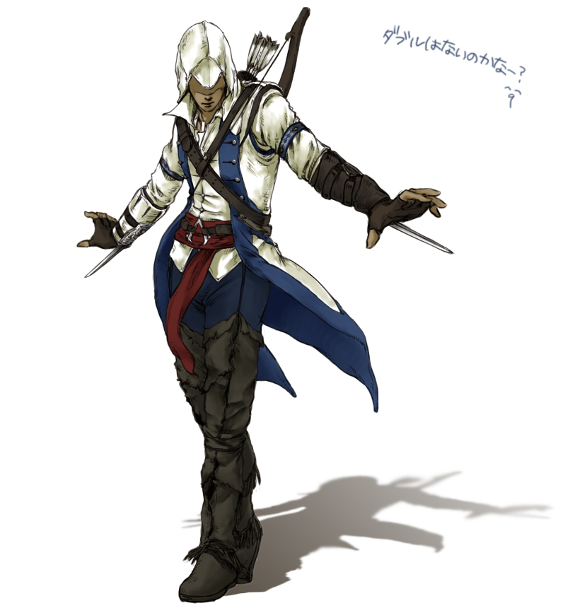 Assassin S Creed Iii Image 1093724 Zerochan Anime Image Board
