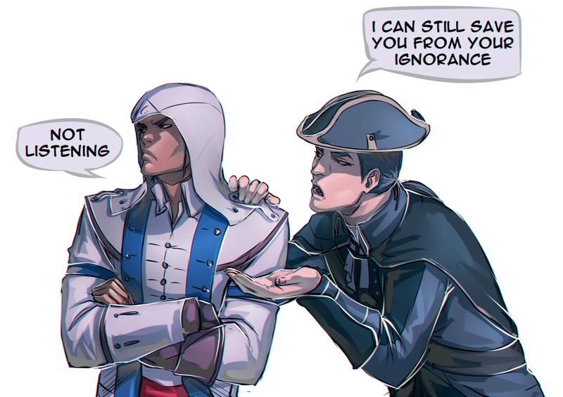 Assassin S Creed Iii Fanart Zerochan Anime Image Board