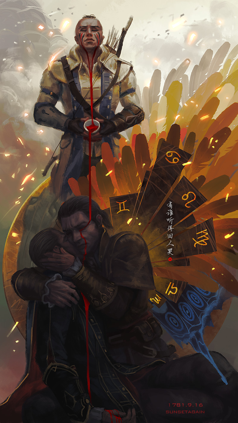 Assassin S Creed Iii Image 2176138 Zerochan Anime Image Board
