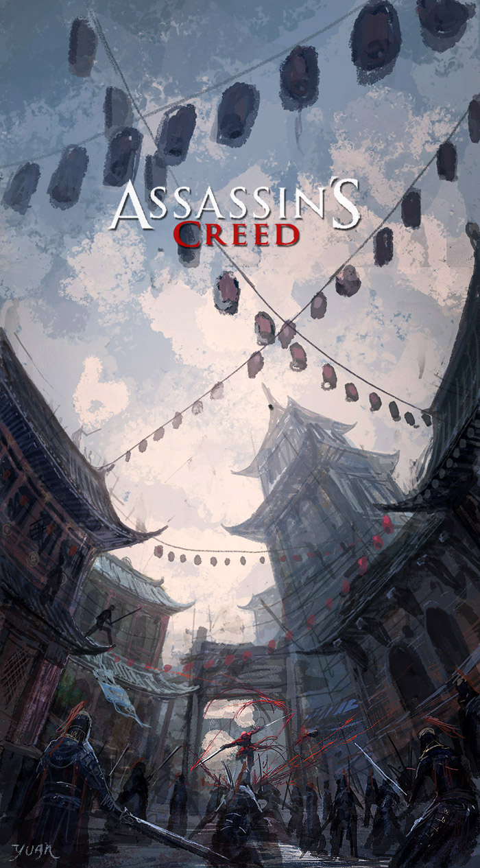 Assassin S Creed Chronicles China Zerochan Anime Image Board