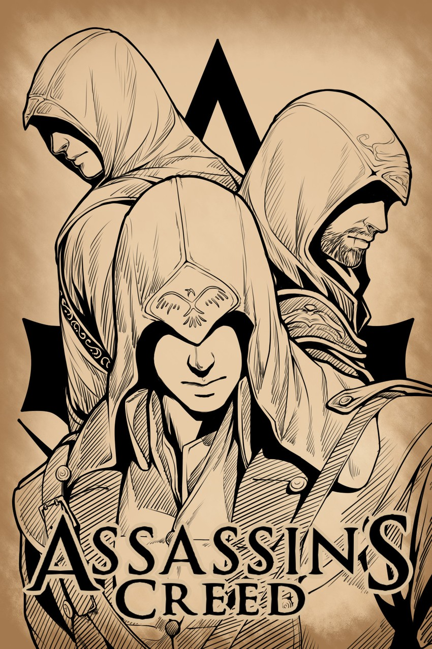 Assassin S Creed Mobile Wallpaper 1127094 Zerochan Anime Image Board