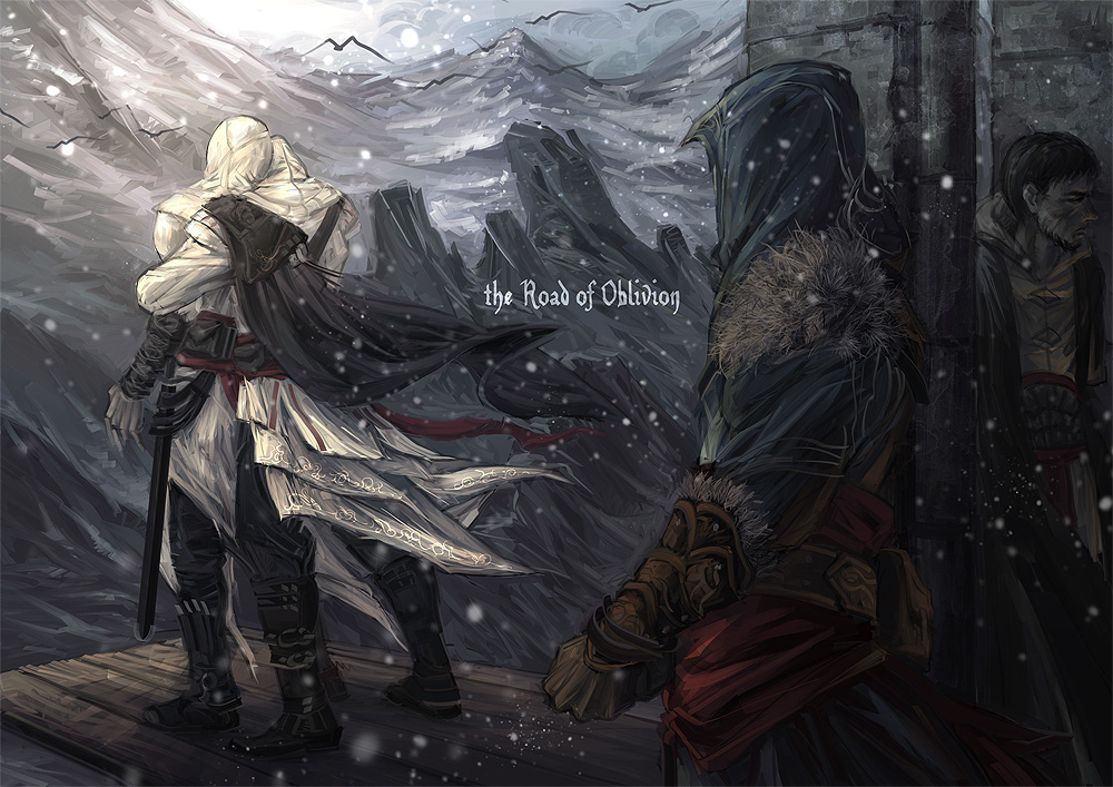 Assassin S Creed Revelations Zerochan Anime Image Board