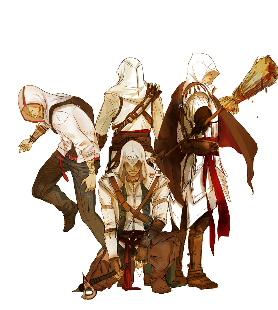 Assassin S Creed Ii Fanart Zerochan Anime Image Board
