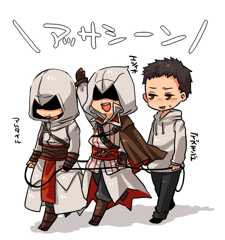 Assassin S Creed Image 180954 Zerochan Anime Image Board