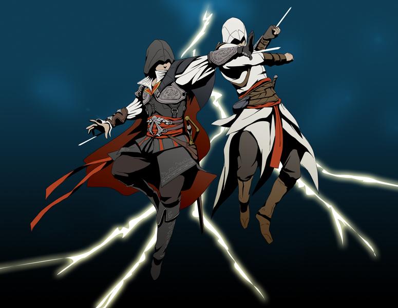 Assassin S Creed Brotherhood Fanart Zerochan Anime Image