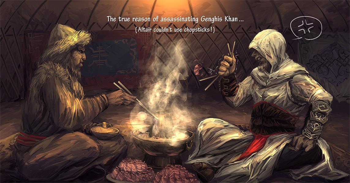 Genghis Khan Zerochan Anime Image Board