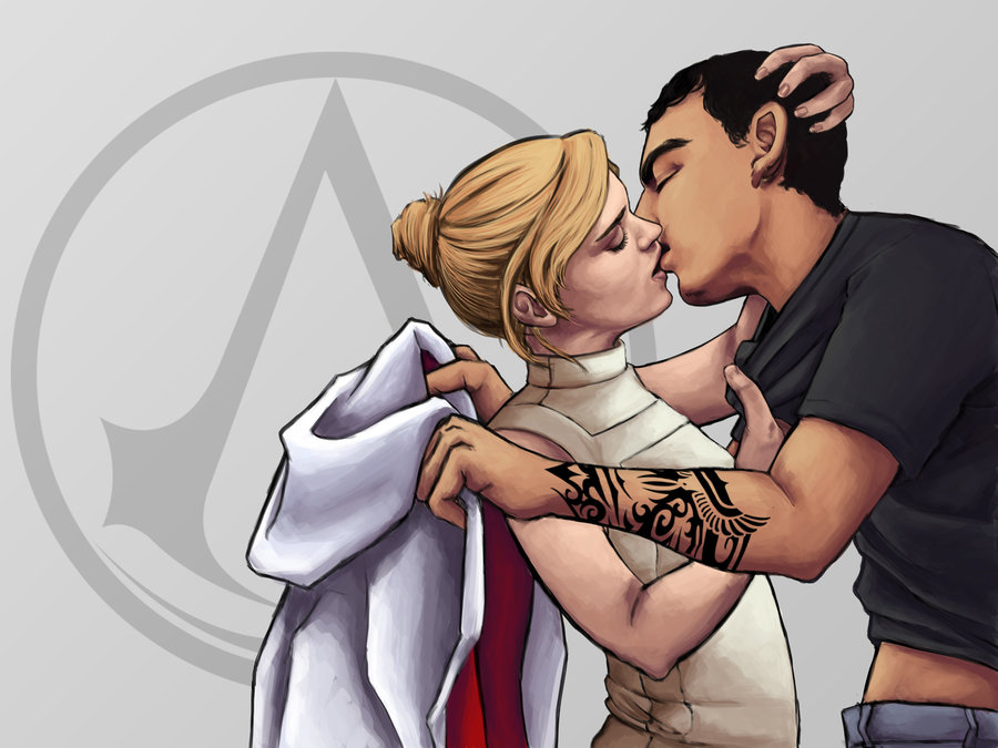 Desmond Miles  Lucy Desmond And Lucy