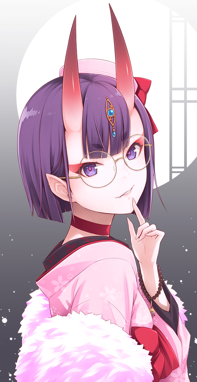 Tags: Anime, Ha-Ru, Fate/Grand Order, Assassin (Shuten-douji)