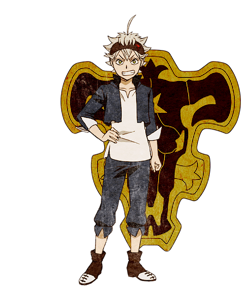 Tags: Anime, Studio Pierrot, Black Clover, Asta (Black Clover), Official Art, Cover Image, Artist Request