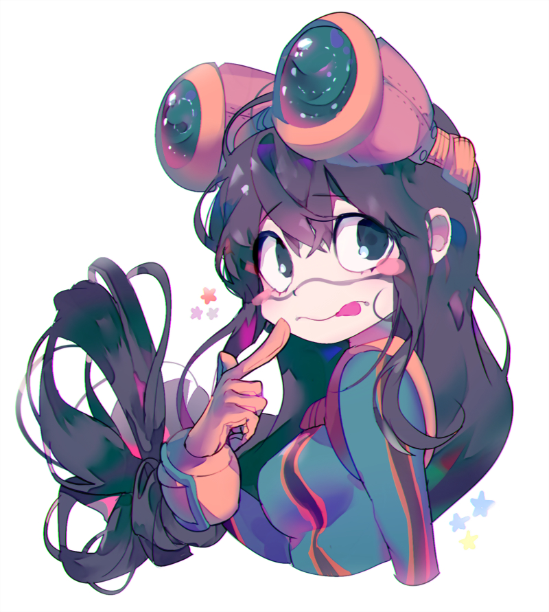 Asui Tsuyu Fanart Zerochan Anime Image Board