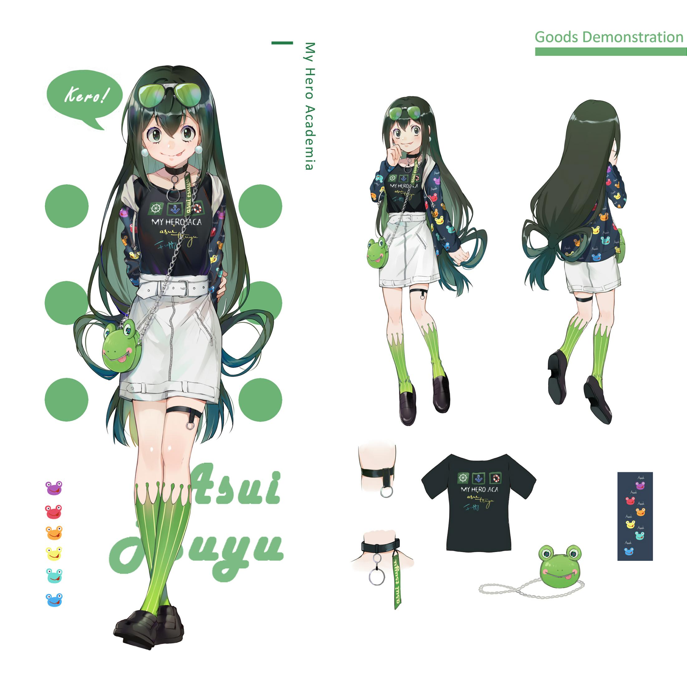 Asui Tsuyu Boku No Hero Academia Image 2349877
