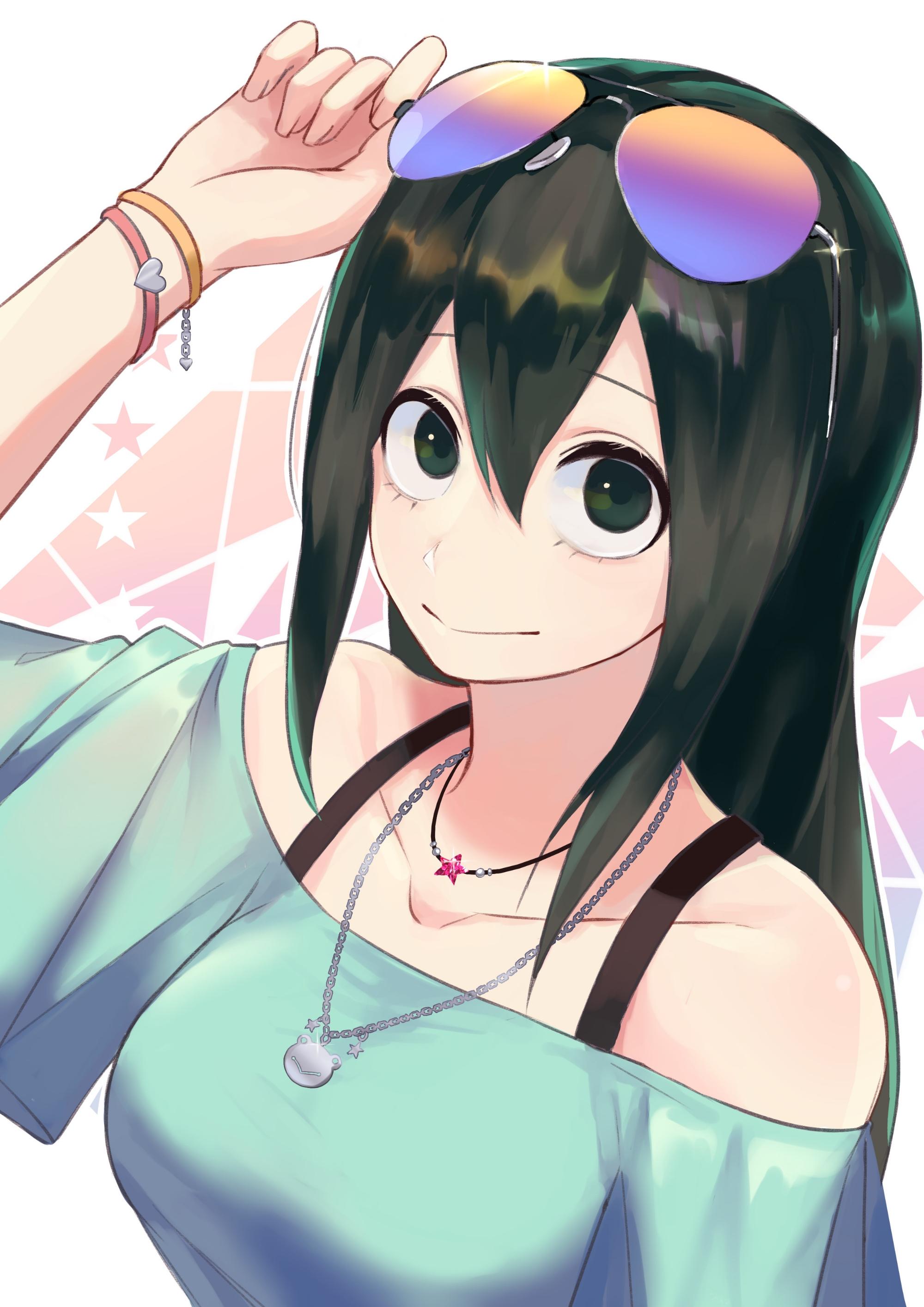 Asui Tsuyu Boku No Hero Academia Zerochan Anime Image Board