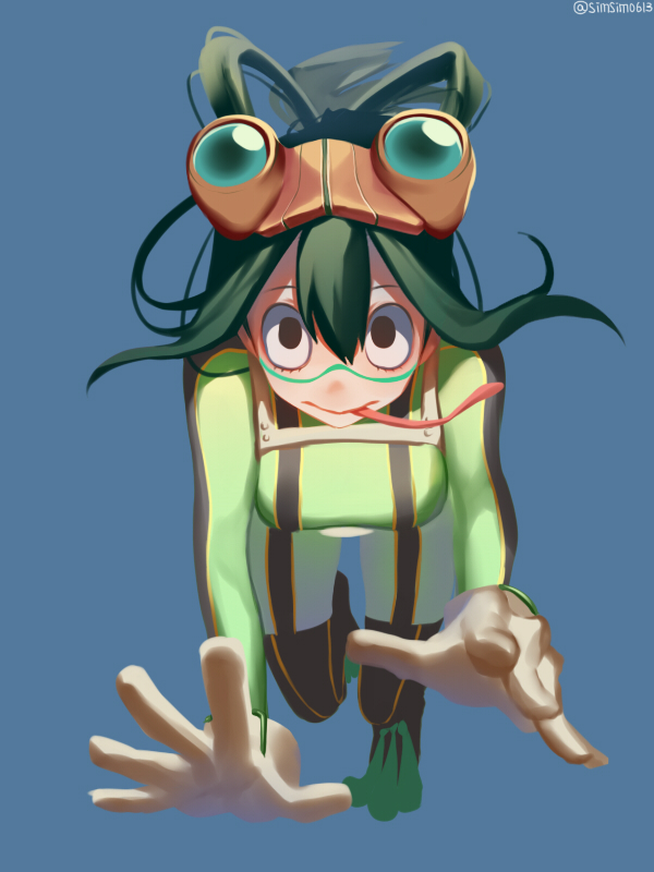 Tags: Anime, Pixiv Id 3703408, Boku no Hero Academia, Asui Tsuyu
