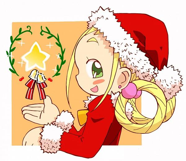 Tags: Anime, Christmas, Christmas Outfit, Costume, Ojamajo DoReMi, Asuka Momoko, Pixiv Id 3391846