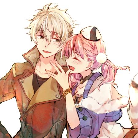 Tags: Anime, Yuna (Pixiv94502), Atelier Escha & Logy, Logix Fiscario, Escha Malier