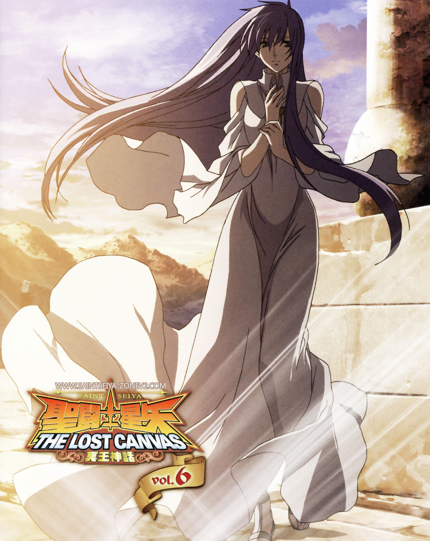 Athena Sasha - Saint Seiya Lost Canvas - Image #479604