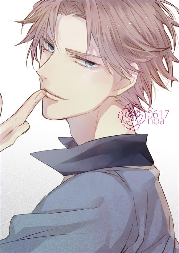 Tags: Anime, Yuge Rikako, Tennis no Ouji-sama, Atobe Keigo, Hyotei Uniform, Pixiv, Fanart From Pixiv, Fanart, Mobile Wallpaper, Hyotei Academy