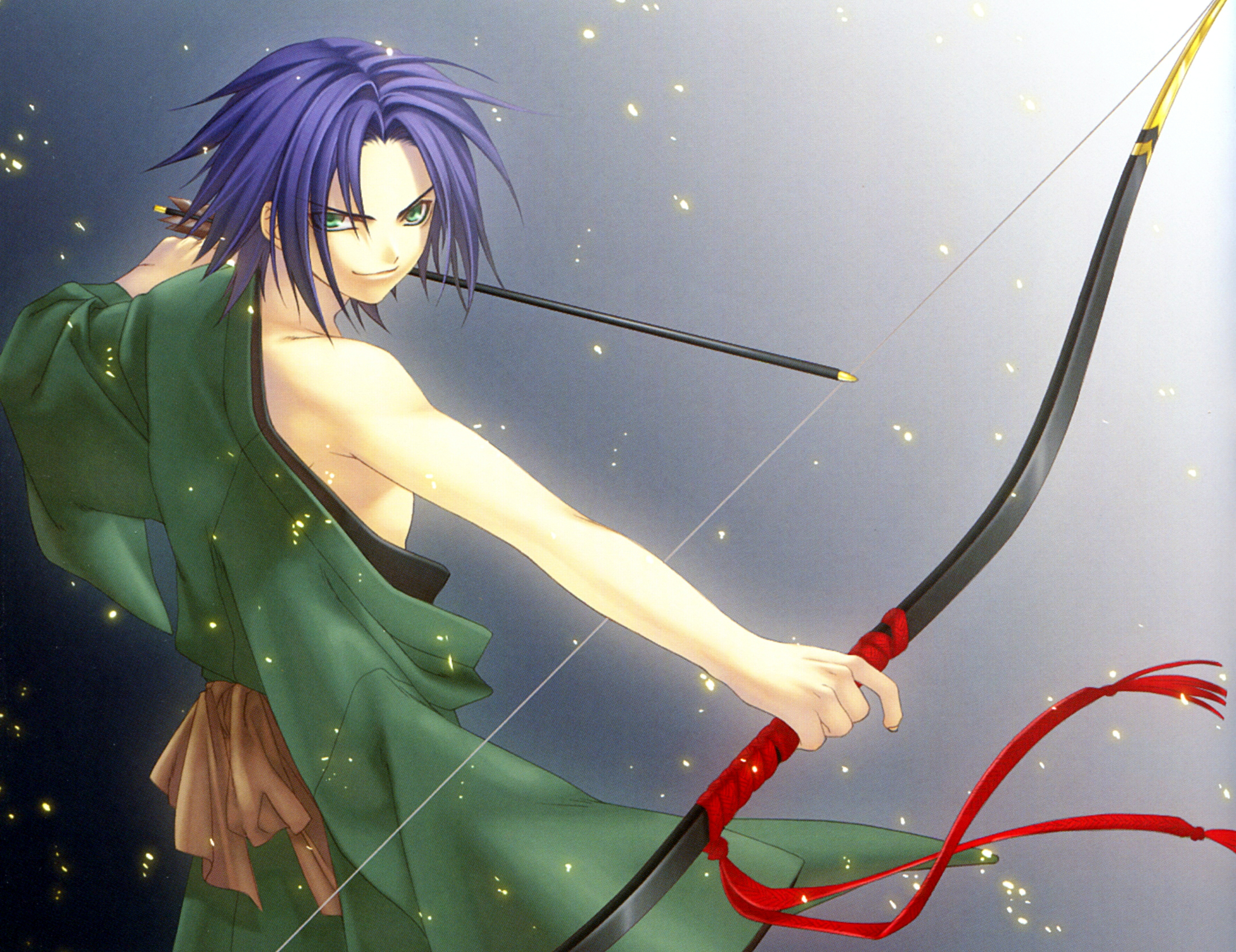 Atori Mahiro - Hiiro no Kakera - Zerochan Anime Image Board