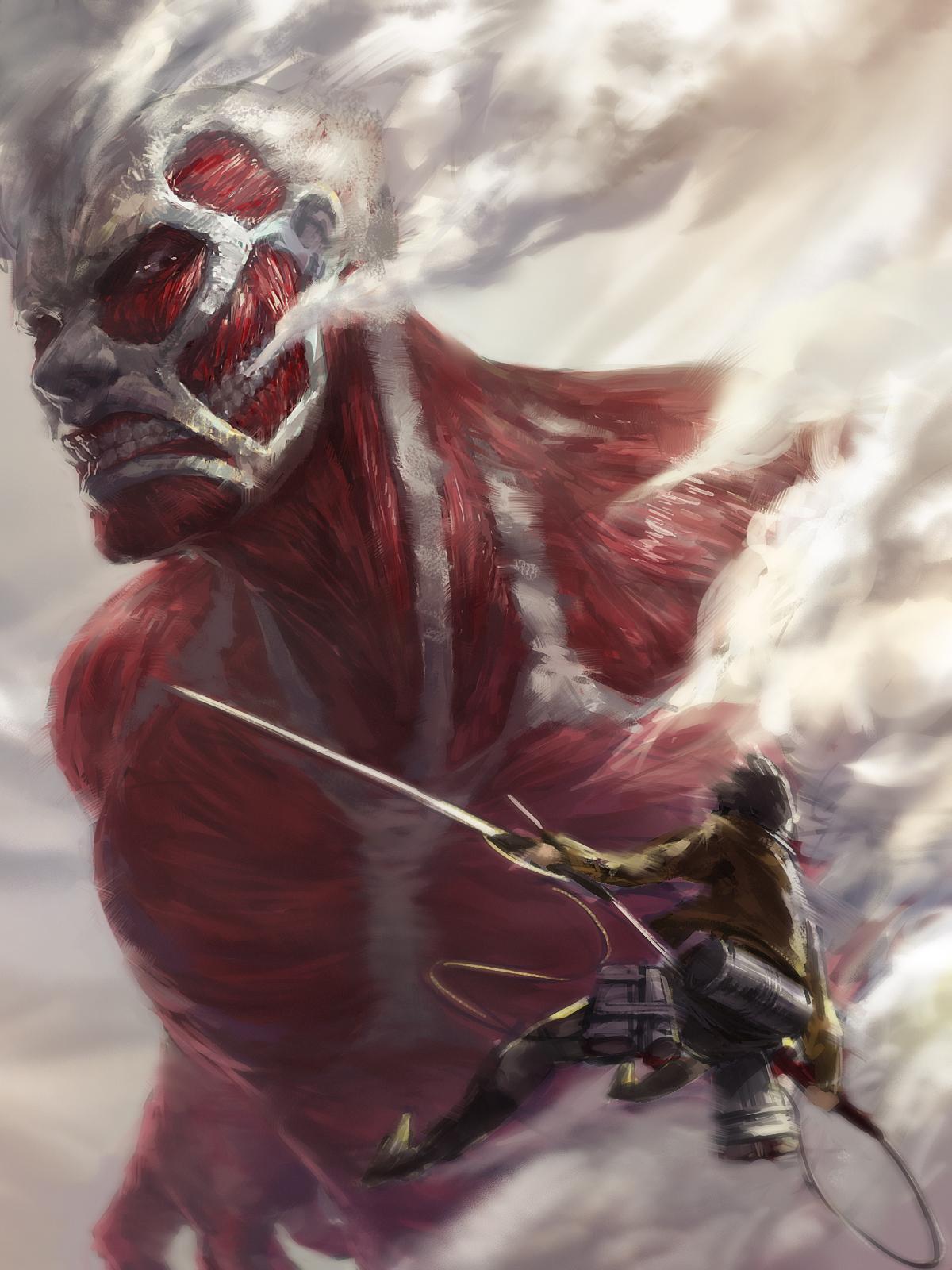 Giant - Zerochan Anime Image Board