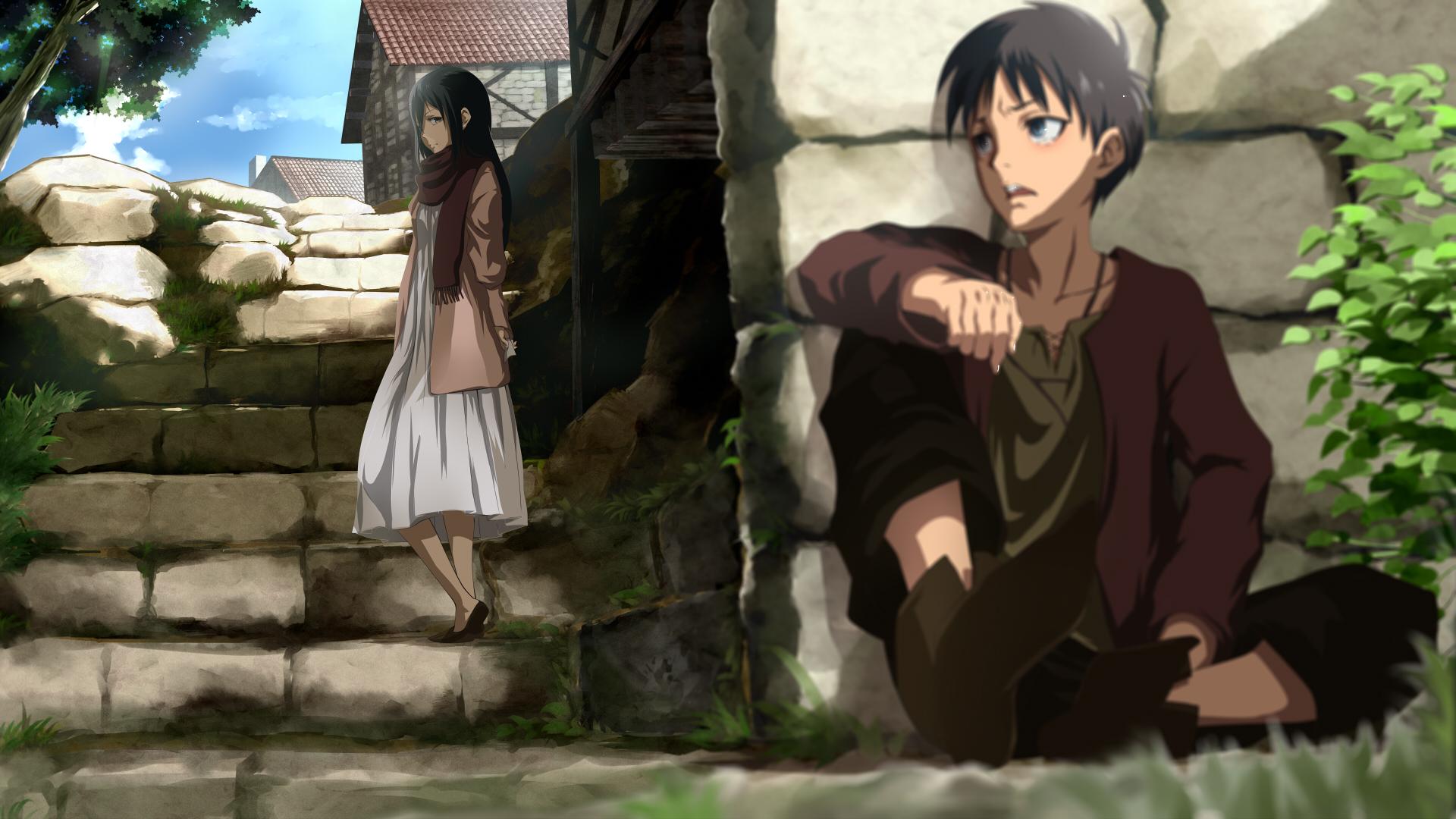 Attack on Titan HD Wallpaper #1491426 - Zerochan Anime ...