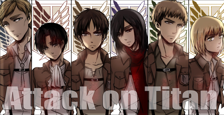 Attack On Titan Wallpaper 1512045 Zerochan Anime Image Board
