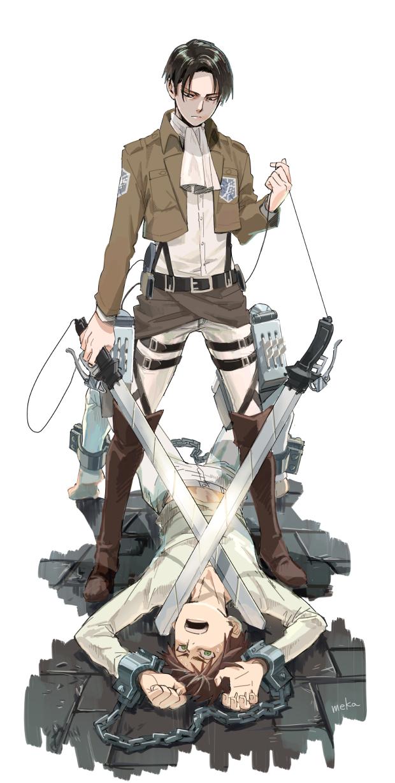 Attack On Titan Fanart Zerochan Anime Image Board