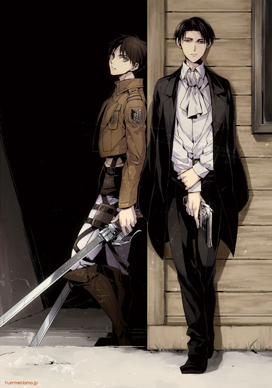 Attack On Titan Mobile Wallpaper Zerochan Anime Image Board