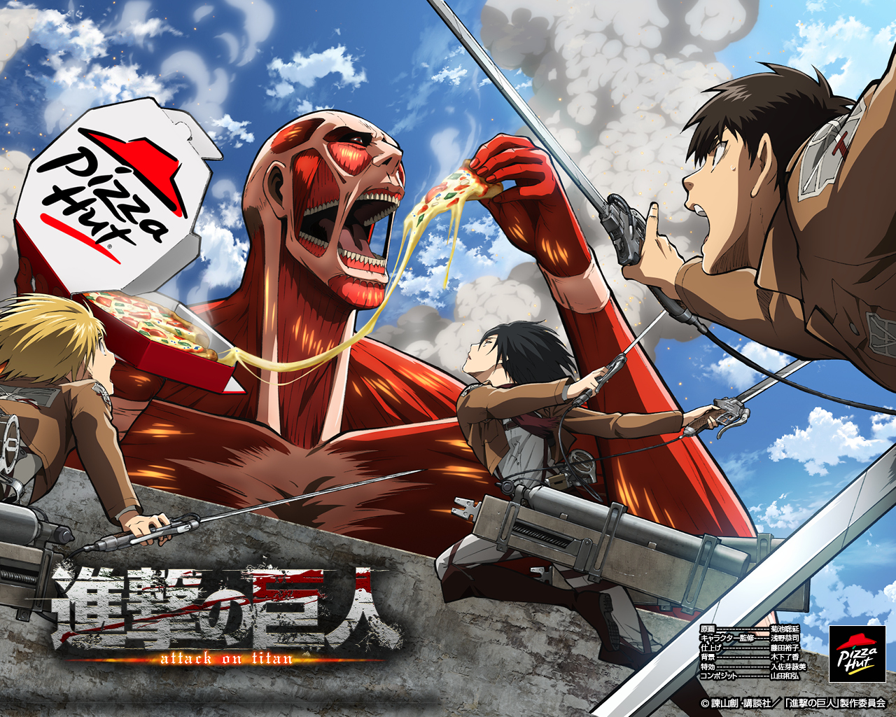 Attack On Titan Wallpaper Zerochan Anime Image Board