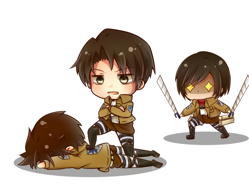 Attack on Titan Image #1523323 - Zerochan Anime Image Board