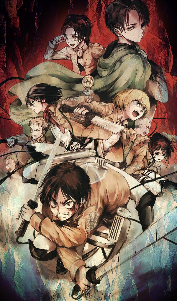 Reiner Braun Mobile Wallpaper Zerochan Anime Image Board