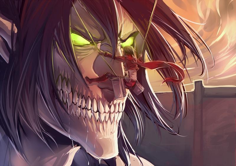 Attack On Titan Image 1562737 Zerochan Anime Image Board
