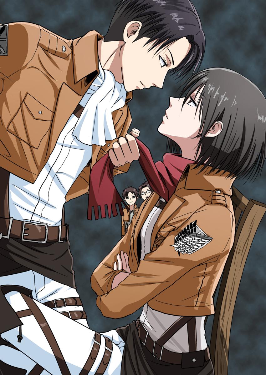 Attack On Titan Mobile Wallpaper 1571238 Zerochan Anime Image Board