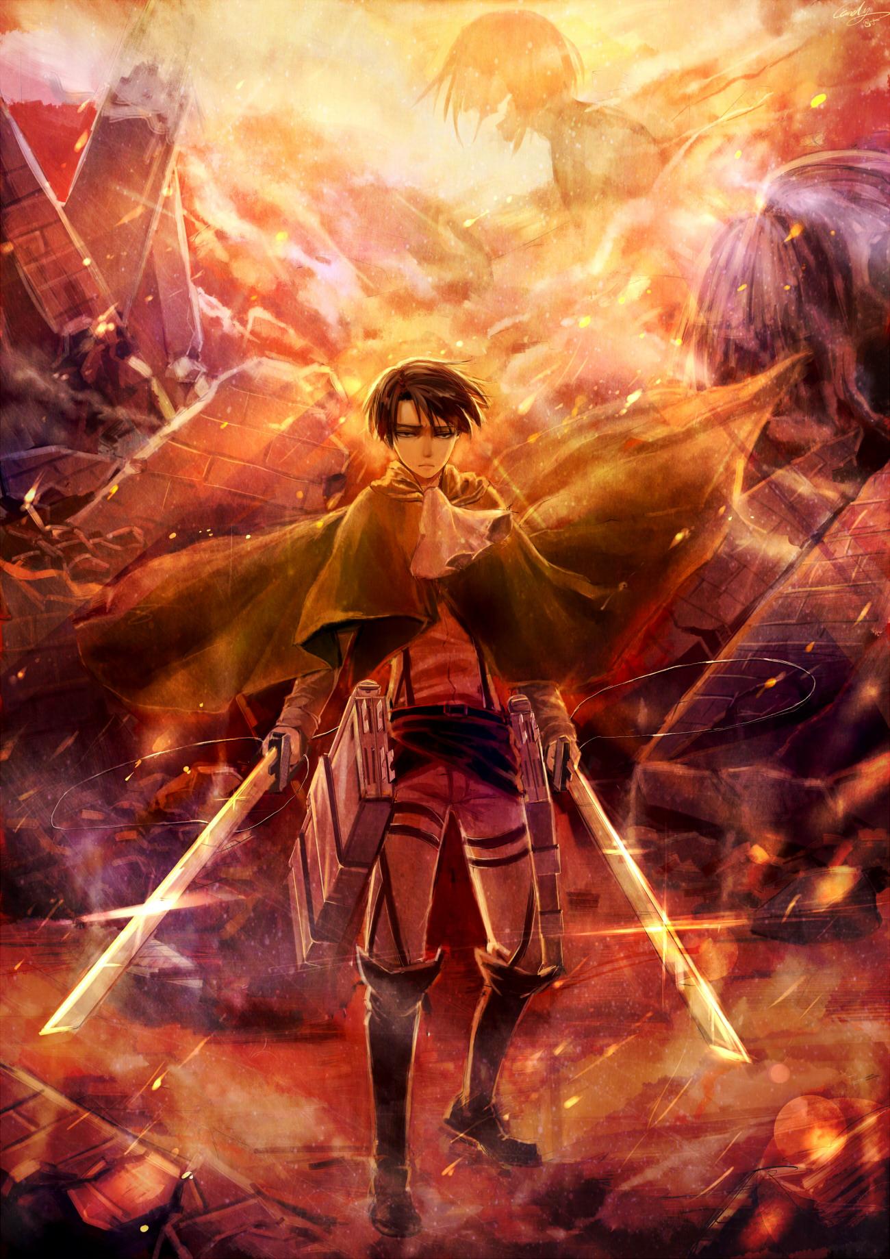 Rogue Titan Mobile Wallpaper Zerochan Anime Image Board