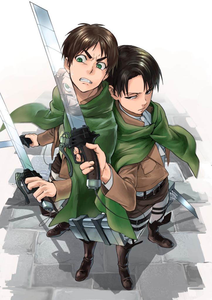 Attack On Titan Mobile Wallpaper 1586609 Zerochan Anime Image Board