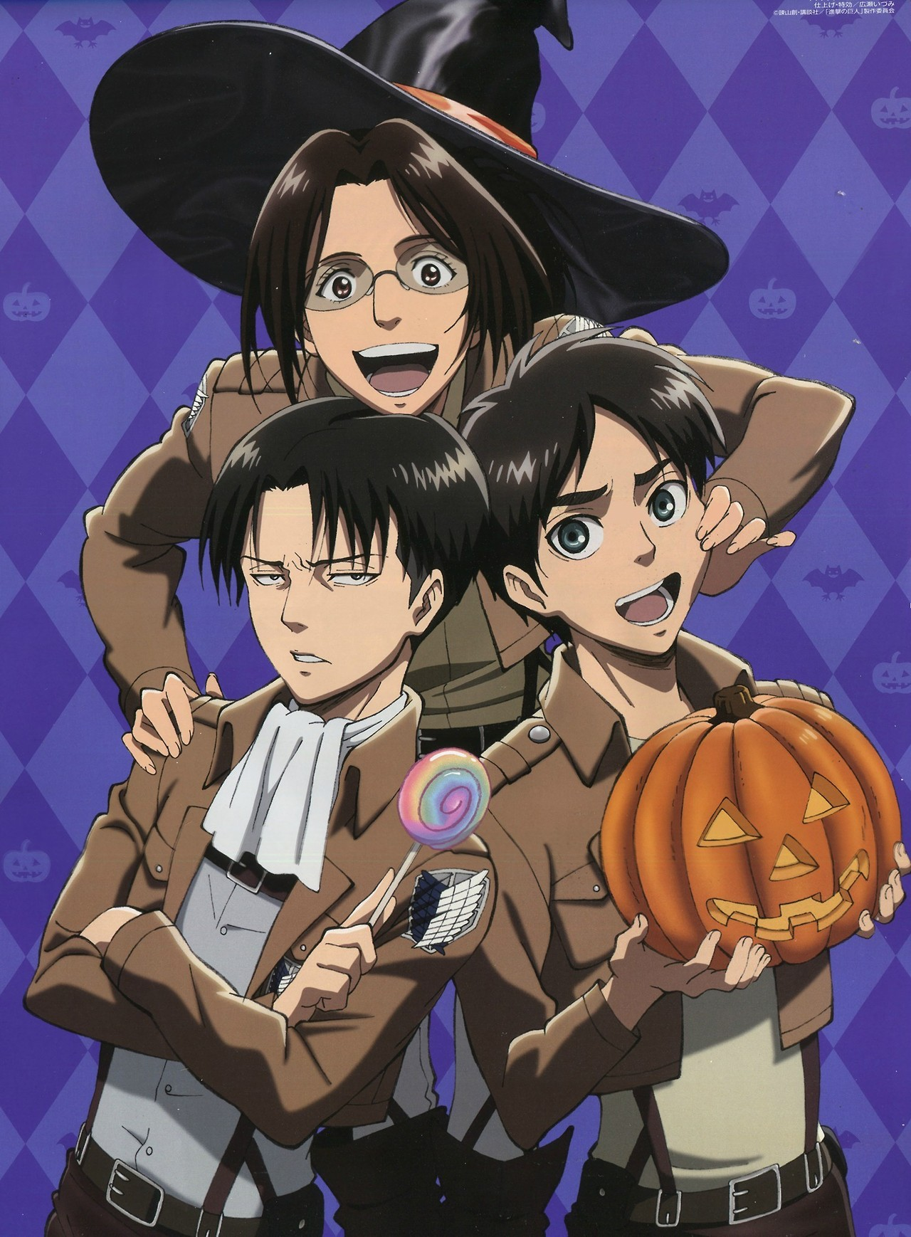 Attack on Titan, Official Art   page 10 - Zerochan Anime ...